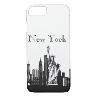 Telefone & capas de ipad de New York Silhoutte