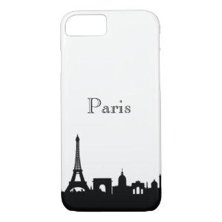 Telefone & capas de ipad de Paris Silhoutte