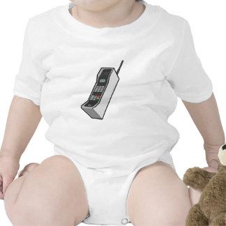 telemóvel dos anos 80 babador