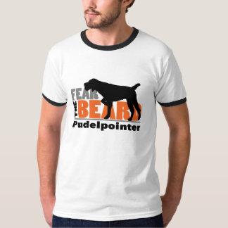 Tema a barba - Pudelpointer Camiseta
