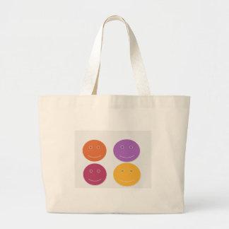 Tema colorido bolsa para compras