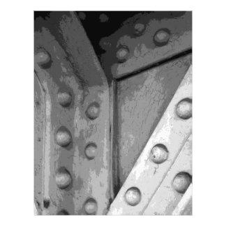 Tema Digital art. da construção Panfletos Personalizados