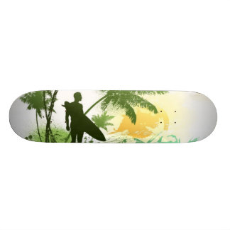 Tema do surfista skates