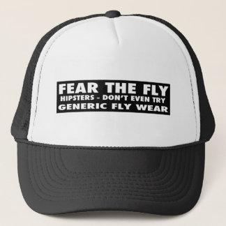 Tema o boné genérico da bola do desgaste da mosca