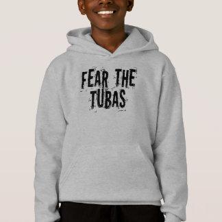 Tema o Hoodie dos miúdos das tubas