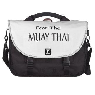 Tema o tailandês de Muay Pastas Para Notebooks