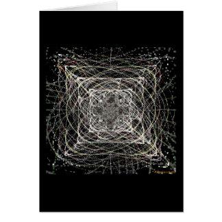 Temas Sparkling 3,3 (cartão) Cartão Comemorativo