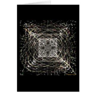 Temas Sparkling 3.3a (cartão) Cartão Comemorativo