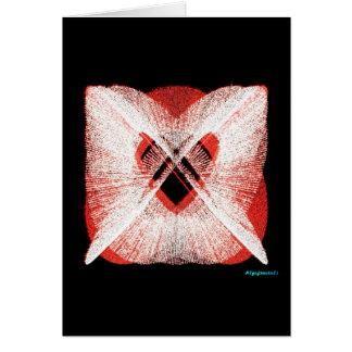 Temas Sparkling 5,3 (cartão) Cartão Comemorativo