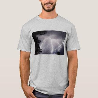 tempestade do relâmpago da monção da arizona do camiseta