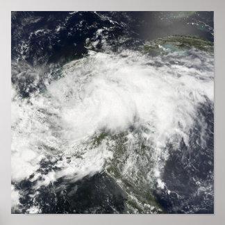 Tempestade tropical Arthur Posters
