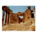 Templo do Baco Cartões Postais