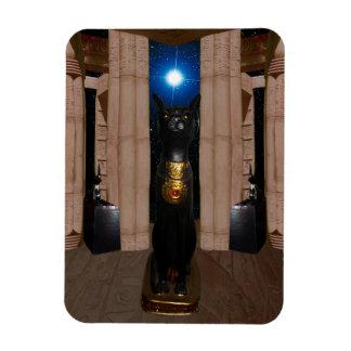 Templo do ímã da foto de Bastet