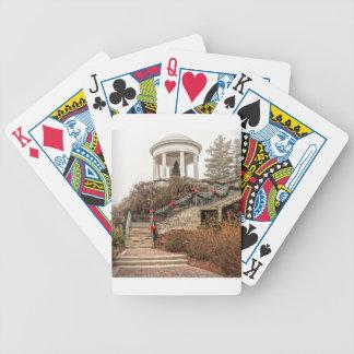 Templo do Sibyl do Natal Jogos De Cartas