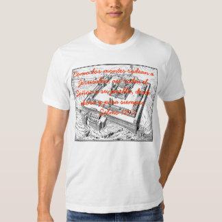 Templo Jerusalem Grupo Alabanza (Hombre) T-shirt