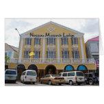 Templo maçónico de Nassau Cartao