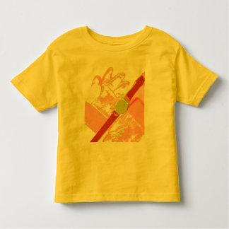 Tempo da luva camiseta