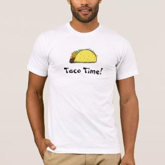 Tempo do Taco! Camiseta