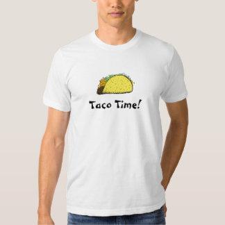 Tempo do Taco! T-shirts