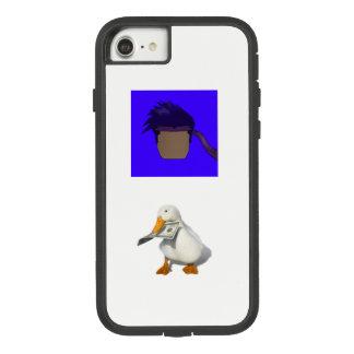 tempo limitado da capa de telefone Ducky do iPhone