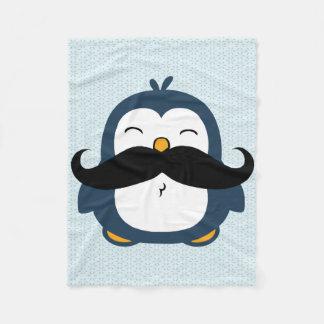 Tendência do bigode do pinguim