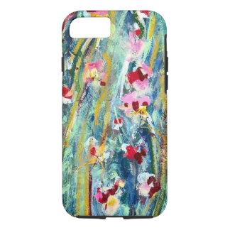 """Tenha algum do """"divertimento Wildflower""""! Capa iPhone 7"""