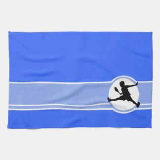Tênis; Azul Panos De Prato