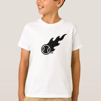 Tênis de ardência do ÁS Camiseta