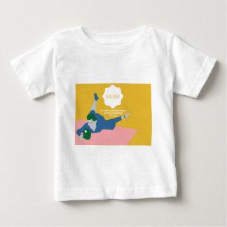 Ténis de mesa Barb Camiseta Para Bebê