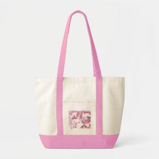 tenro e rosa bolsa para compra