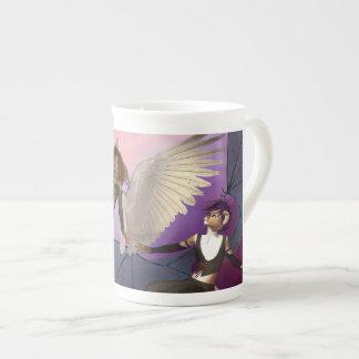 Tentado Xícara De Chá