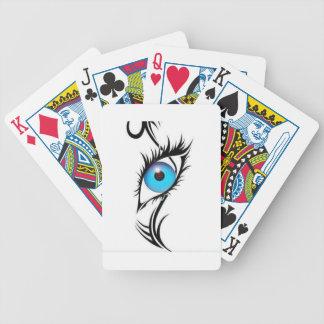 Terceiro olho jogos de baralho