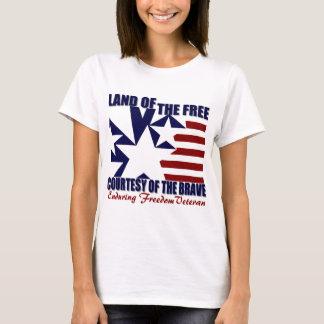 Terra do livre: Veterinário de OEF Camiseta