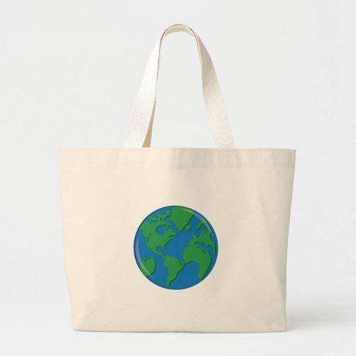 Terra do planeta bolsa para compra