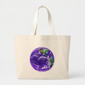 Terra do planeta bolsas
