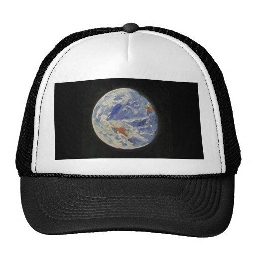 Terra do planeta bones