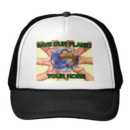 terra do planeta da economia boné