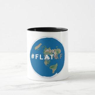Terra lisa lisa do #flataf   da caneca de café  