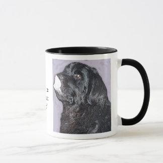 Terra Nova boa à última caneca de café da gota