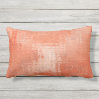 Terra - travesseiro lombar exterior do Grunge da Almofada Lombar