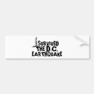 Terremoto da C.C. Adesivo Para Carro