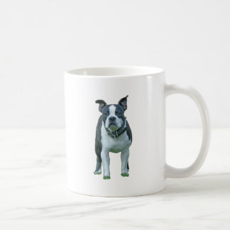 Terrier 1b de Boston Caneca De Café