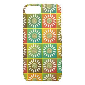 Tessellation floral capa iPhone 7