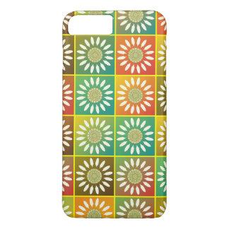 Tessellation floral capa iPhone 7 plus