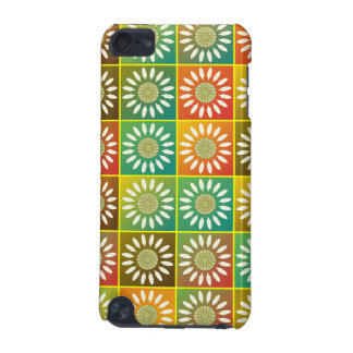Tessellation floral capa para iPod touch 5G