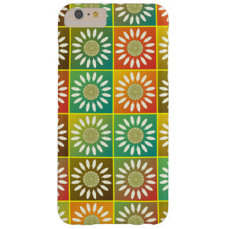 Tessellation floral capas iPhone 6 plus barely there