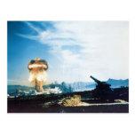 Teste atômico de Knothole das consequências da Cartão Postal