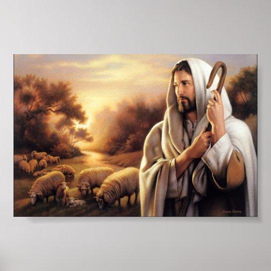 teste Jesus Pôster