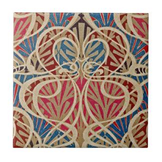 Teste padrão #10 de Nouveau da arte em Emporio Mof Azulejo