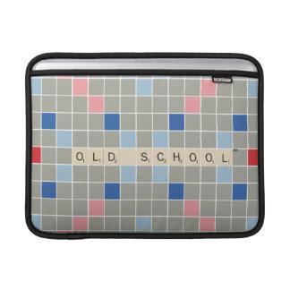 Teste padrão 2 do Scrabble Bolsa Para MacBook Air